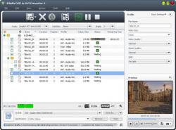 4Media DVD to AVI Converter