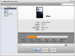 4Media iPod to PC Transfer