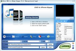 5Star DVD to iPhone Ripper