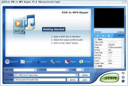 5Star DVD to MP4 Ripper