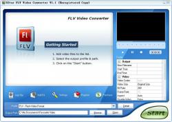 5Star FLV Video Converter