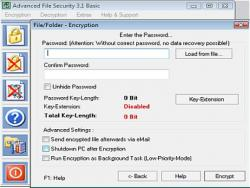 Advanced File Security Basic