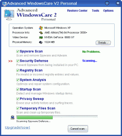 Advanced WindowsCare V2 Personal