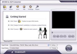 All DVD to 3GP Converter