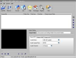 All Video to MP3 WMA WAV Converter
