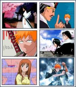 Bleach Anime Screensaver 1