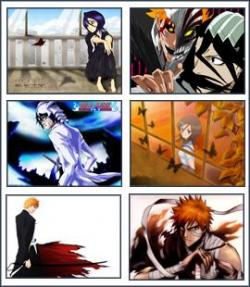 Bleach Anime Screensaver 5