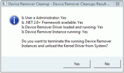 Device Remover Cleanup