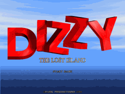 Dizzy - The Lost Island