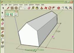 Driving Dimensions for SketchUp