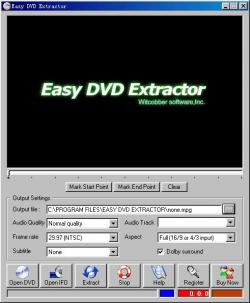 Easy DVD Extractor