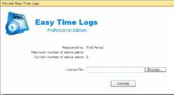 Easy Time Logs Express