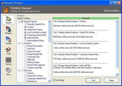 Eusing Free System Cleaner