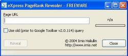EXpress PageRank Revealer