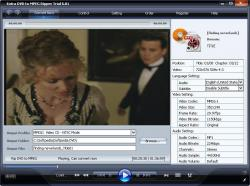 Extra DVD to MPEG Ripper