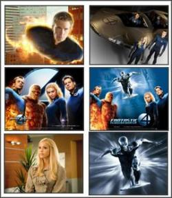 Fantastic Four Screensaver