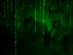 Fantastic Matrix World 3D Screensaver
