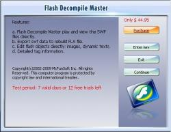 Flash Decompile Master