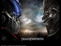 Free Transformers Screensaver