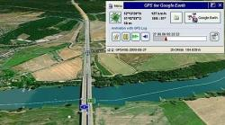GPS for Google Earth