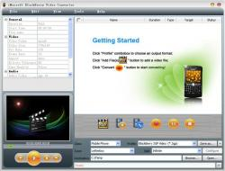 iMacsoft BlackBerry Video Converter