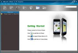 iMacsoft iPhone to PC Transfer