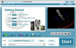 iOrgSoft Zune Video Converter