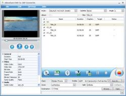Joboshare DVD to 3GP Converter