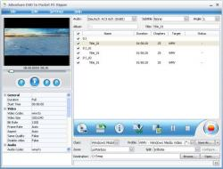 Joboshare DVD to Pocket PC Ripper