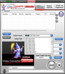 MediaSanta Video Converter Ultimate