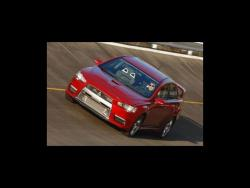 Mitsubishi Lancer Evo Screensaver