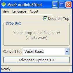 Moo0 AudioEffect