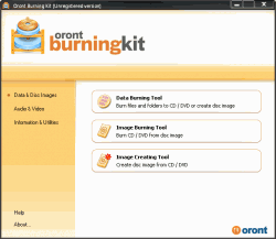 Oront Burning Kit 2 Premium