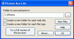Picture Ace Lite