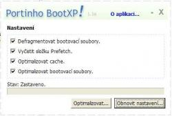 Portinho Boot XP!