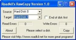 Roadkil's Raw Copy