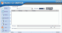 SC Audio CD Creator