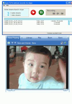 Skype Video Call Recorder