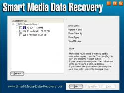 Smart Media Data Recovery