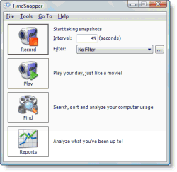 TimeSnapper Professional