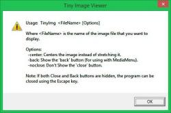 Tiny Image Viewer