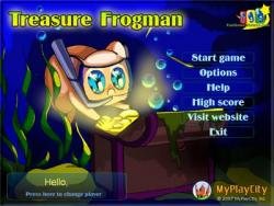 Treasure Frogman