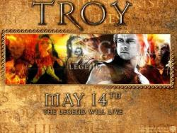 Troy Screensaver