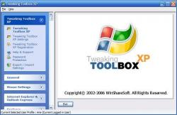 Tweaking Toolbox XP