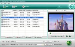 Wondershare Video Converter for BlackBerry