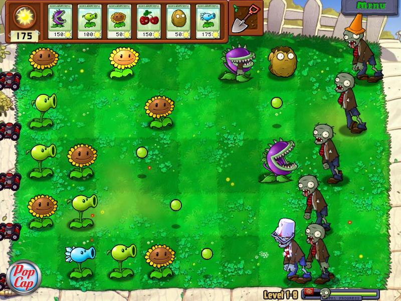 Plants Vs_ Zombies Colouring Book http://www.edownload.cz/sw/plants-vs-zombies/galerie/