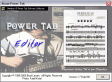 Power Tab Editor  (3 / 3)